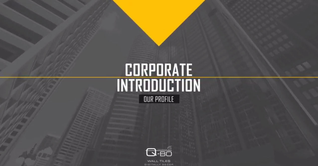 Q-BO Corporate Profile